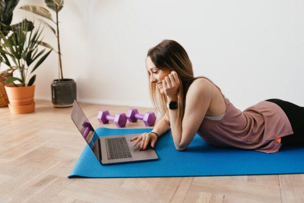 Online Sprechstunde Physiotherapie - Vorbereitung
