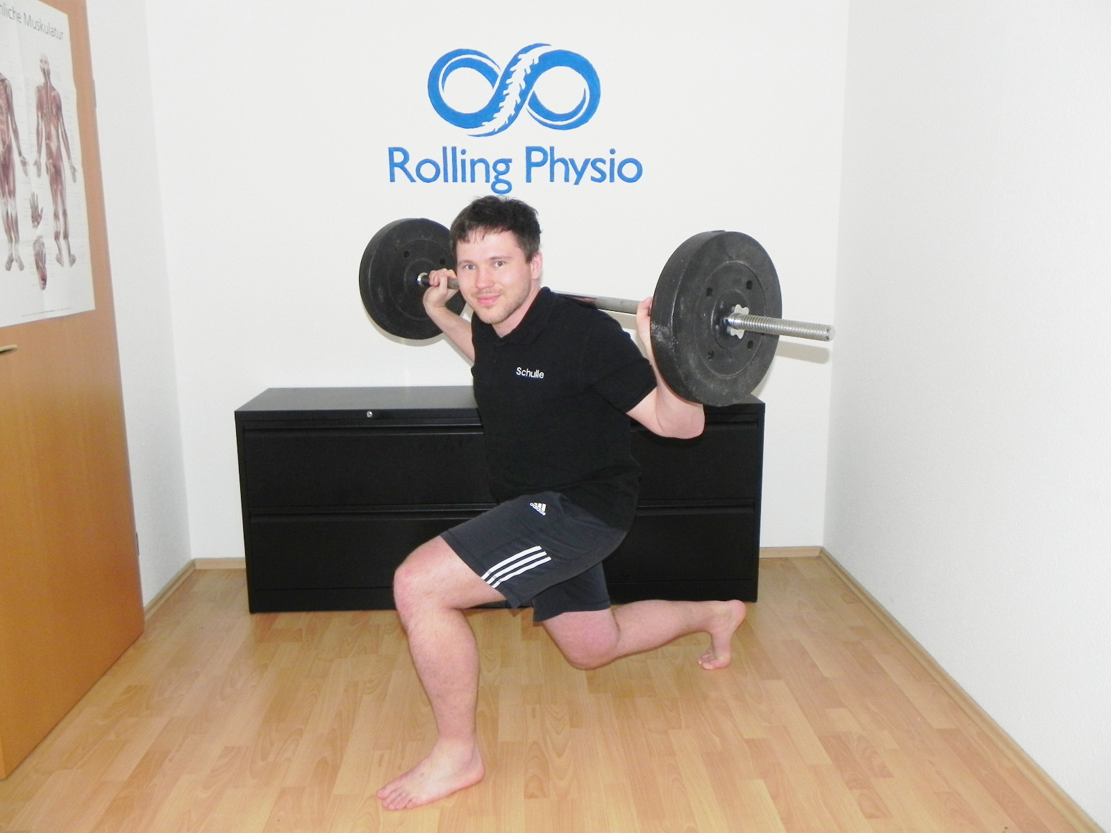 Kostenloses Online Training - Rolling Physio